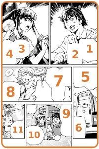 verlagen comics mangas ba14cher