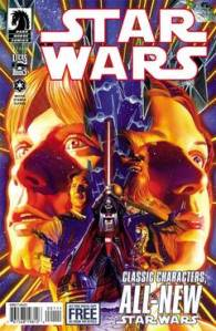 Cover_Star Wars #1 (Dark Horse Comics)