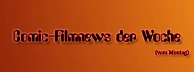 filmnews der Woche (Mo)