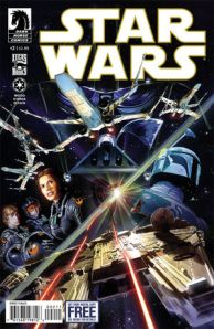 Cover_Star Wars #2(Dark Horse Comics)
