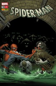 Cover_Spider-Man #108 (Vol.2, Panini Comics)