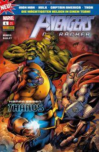 Cover_Avengers - Die Rächer #4