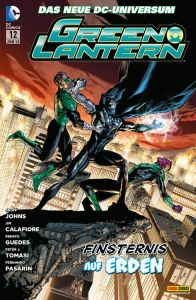 Cover_Green Lantern #12 (Vol.2, Panini Comics)