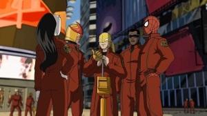 Szene aus Ultimate Spider-Man TV-Serie Staffel 1 Folge 18