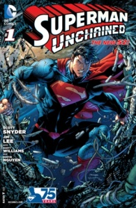 Cover_Superman Unchained #1
