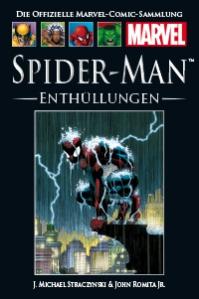 Cover_Spider-Man - Enthüllungen (Hachette Verlag)