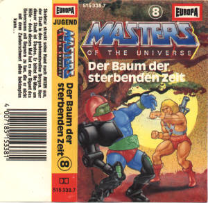 Cover_Masters of the Universe #8 (Hörspiel)