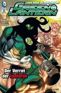 Cover_Green Lantern #32 (Vol. 2) Panini Comics