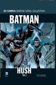 Cover_Batman - Hush, Teil 2 (von 2) Eaglemoss Collections