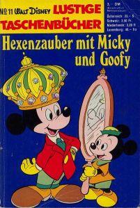 Cover_Lustiges Taschenbuch #11