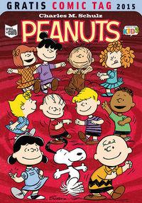 Cover_Peanuts (Gratis Comic Tag 2015)