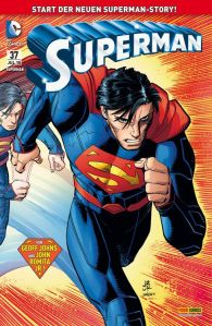 Cover_Superman #37 ( Vol. 2) Panini Comics