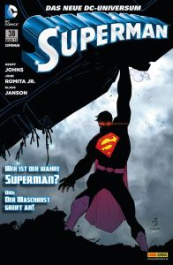 Cover_Superman #38 ( Vol. 2) Panini Comics