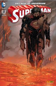 Cover_Superman #40 ( Vol. 2) Panini Comics