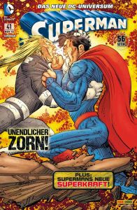 Cover_Superman #41 ( Vol. 2) Panini Comics