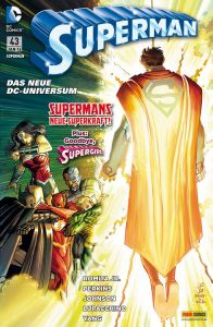Cover_Superman #43 ( Vol. 2) Panini Comics