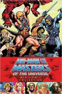 Cover_He-Man and the Masters of the Universe Minicomic Collection