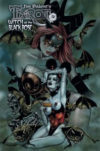 Cover_Tarot - Witch of the Black Rose #14 (Panini Comics)