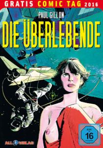 Cover_Die Überlebende (Gratis Comic Tag 2016)