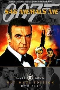 Filmplakat_James Bond 007 Sag niemals nie