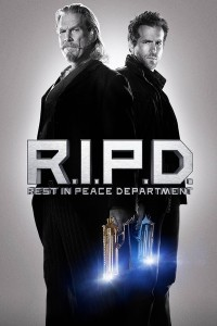 Filmplakat_RIPD Rest in Peace Department (2013)