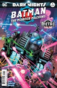 Batman Dark Nights Metal The Murder Machine